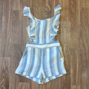 NWT others follow playsuit